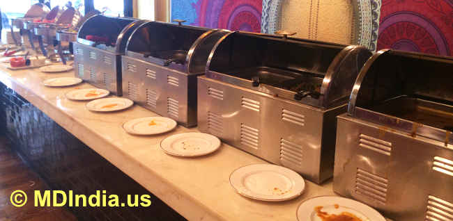 Baltimore Indian Lunch Buffets