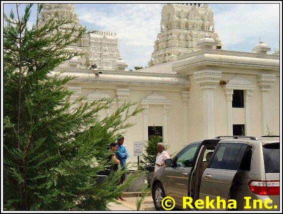 car puja service at siva vishnu temple