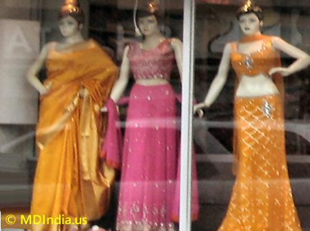 Indian Fashion Clothing Stores in Maryland image © MDindia.us