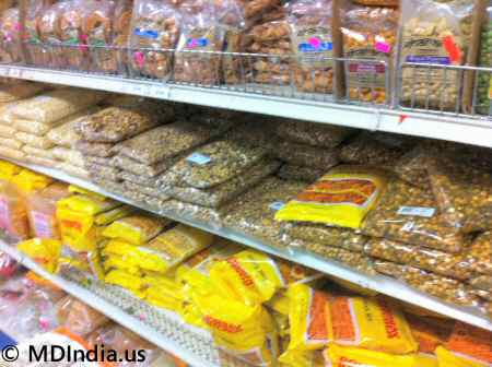 Indian Grocery Items image © MDIndia.us