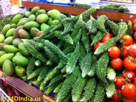 Indian Vegetables image © MDIndia.us