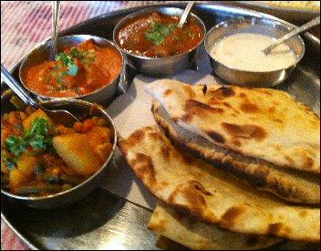 India Rasoi Meat Thali