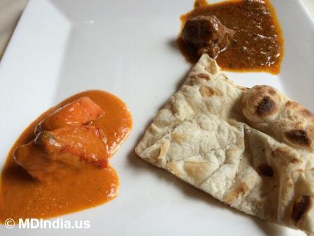 Kadhai Bethesda Chicken Makhani © MDIndia.us